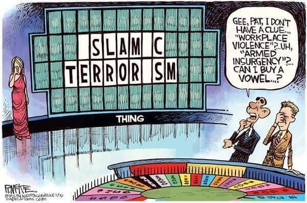 I'd Like to Buy a Vowel – Political Cartoon   Conservative Me